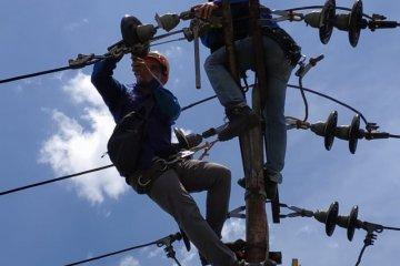 PLN pastikan seluruh wilayah di Kota dan Kabupaten Sukabumi teraliri listrik