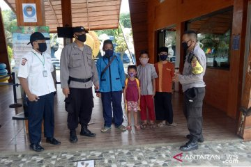 Polres Sukabumi Kota perketat pengamanan di perbatasan selama libur panjang