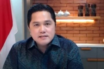 Dukung UMKM, Menteri Erick gandeng Dufry pasarkan produk Indonesia