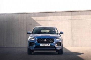 Jaguar segarkan tampilan E-Pace 2021