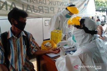 Dinkes Kota Bogor lakukan rapid test di terminal Baranangsiang