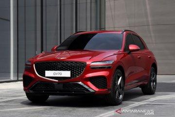 Genesis GV70 2022 merambah pasar AS