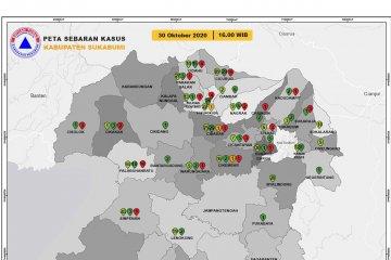 Pasien COVID-19 meninggal di Kabupaten Sukabumi bertambah