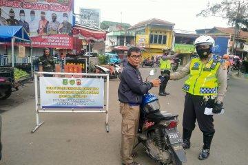 Kasus COVID-19 di Kota Sukabumi melonjak, petugas perketat protokol kesehatan