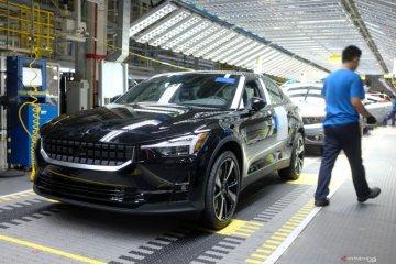 Volvo hentikan produksi di Swedia karena krisis chip