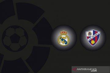 Real Madrid berkesempatan untuk kembali ke puncak klasemen Liga Spanyol