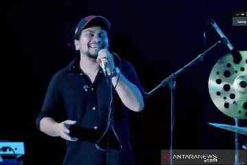 Tompi kenang mendiang Glenn Fredly di Prambanan Jazz 2020