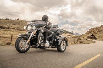 Lima kendaraan Harley-Davidson yang tak Anda ketahui sebelumnya