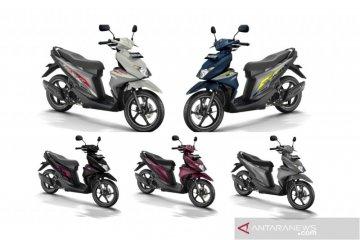 Suzuki NEX II kini lebih segar dengan kombinasi warna dan corak baru