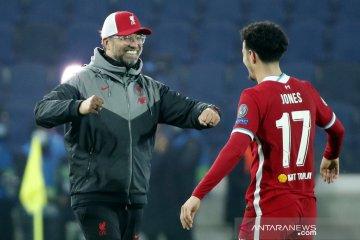 Juergen Klopp khawatir Liverpool tutup musim tanpa 11 pemain fit