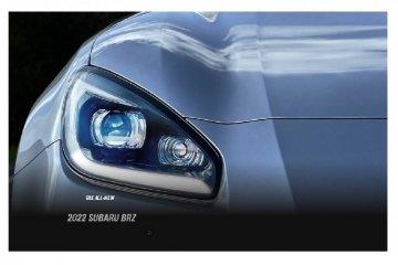 Subaru BRZ 2022 pamer wajah jelang debut 18 November