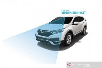 Honda CR-V berfitur Sensing mengaspal di Malaysia