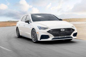 Hyundai ungkap harga Sonata N Line bermesin 2.5-liter turbo