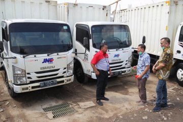 Asosiasi: Bisnis logistik dan jasa kurir melesat saat pandemi