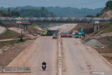 Kementerian PUPR paparkan peningkatan pembangunan jalan tol