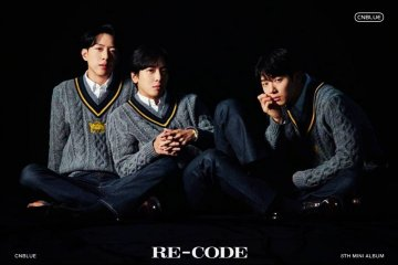 """CNBLUE kembali, kali ini lewat """"Then, Now and Forever"""""""