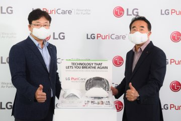 LG Indonesia mulai pasarkan masker penjernih udara di tengah pandemi