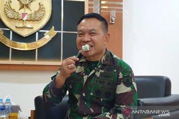 Pangdam Jaya Dudung Abdurachman kenang klepon dan ibunda saat Ultah ke-55