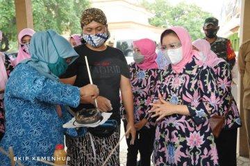 Kemenhub beri pelatihan wirausaha warga sekitar Pelabuhan Patimban