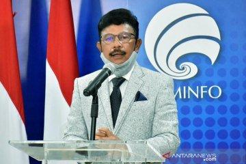 Menkominfo sebut pemblokiran konten hoaks jangan diartikan antidemokrasi