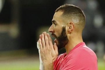 Karim Benzema dan Sergio Ramos diperkirakan absen lawan Inter Milan