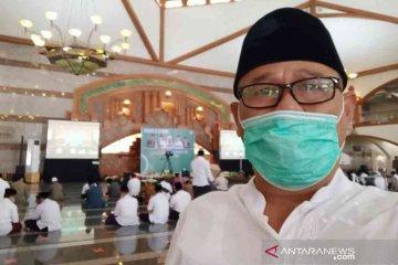64 pesantren Bekasi terima bantuan operasional terdampak COVID-19