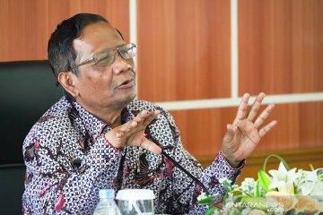 Apa komentar Mahfud usai KPK OTT Menteri Edhy Prabowo