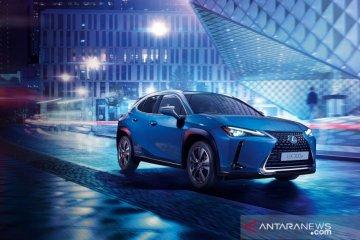 Mobil listrik baterai Lexus UX 300e resmi dijual seharga Rp1,2 miliar