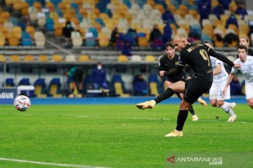 Barcelona gulung Dynamo Kiev untuk melenggang ke 16 besar