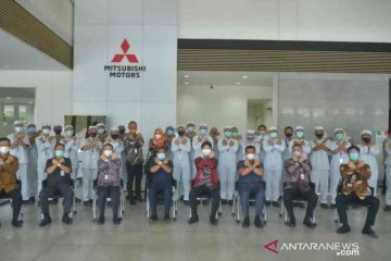 Bekasi dan Mitsubishi kerja sama program magang nasional