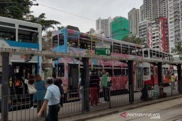 Alasan tempat hiburan di Hong Kong tutup tujuh hari