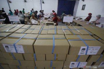 Pelipatan surat suara Pilkada Surabaya
