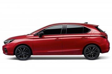 Sekilas tentang Honda City Hatchback, pesaing baru Yaris