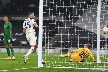 Carlos Vinicius sumbang dwigol antar Tottenham Hotspurs gasak Ludogorets 4-0