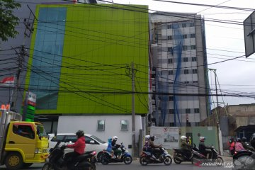Ada pembangunan di RS yang diduga dikorupsi Wali Kota Cimahi