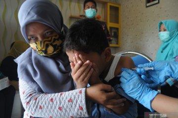 Imunisasi anak sekolah