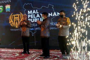 Mal Pelayanan Publik terbesar di Indonesia diresmikan di Palembang