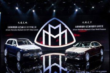 Si mewah Mercedes-Maybach S-Class dan SUV GLS dirilis
