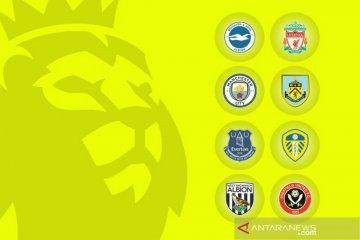 Jadwal Liga Inggris, Liverpool berpeluang raih puncak klasemen