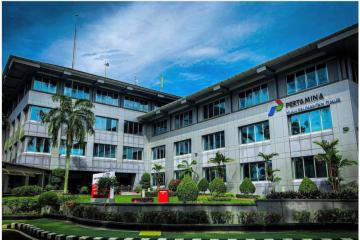 Perkantoran Pertamina Hulu Kaltim terbaik ketiga di Balikpapan