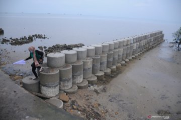 Proyek tangkis laut