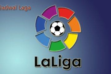 Jadwal pertandingan Liga Spanyol pekan ke-11