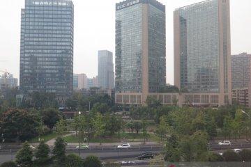 """Dua kota """"pedas"""" China bersaing untuk jadi tuan rumah Olimpiade 2032"""