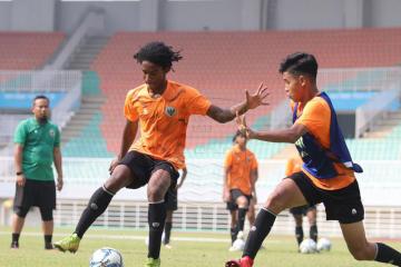 Pemain Persib Ronaldo Joybera berharap kembali dipanggil TC timnas U-16