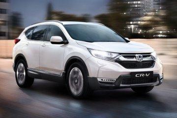 Honda CR-V Hybrid 2021 hadir di Inggris dengan banyak perubahan