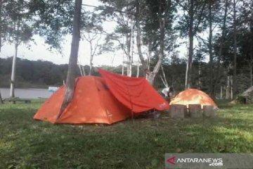 Wisata Danau Tambing ditutup sementara