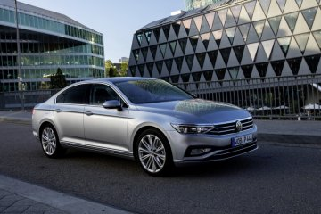 Volkswagen batalkan penjualan sedan Passat di Eropa