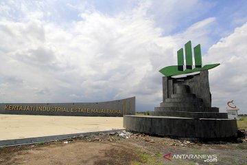Pembangunan kawasan Indutrial Estate Majalengka