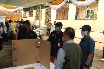 KPU Kabupaten Sukabumi optimistis angka partisipasi capai 77,5 persen