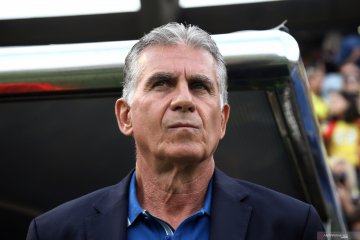 Carlos Queiroz tinggalkan posisi pelatih timnas Kolombia
